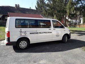 Falugondnoki busz Kalaznó
