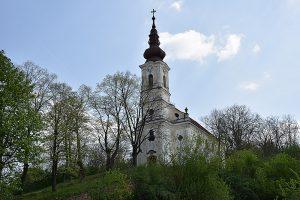 Kalaznói Evangélikus Templom külső