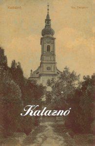 Kalaznó. Szerkesztette Bodor Katalin, Kalaznó